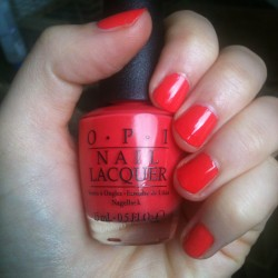 test nagellack opi nail lacquer farbe aloha from opi le testbericht von meerschweinchen. Black Bedroom Furniture Sets. Home Design Ideas