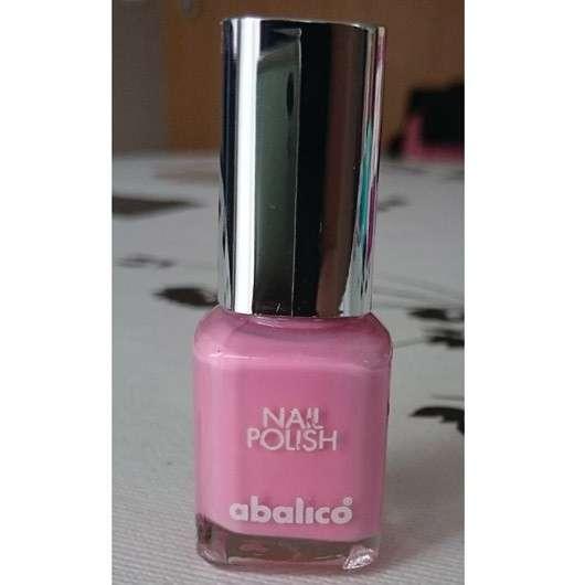 abalico Nail Polish, Farbe 16 pastell rosa (LE)