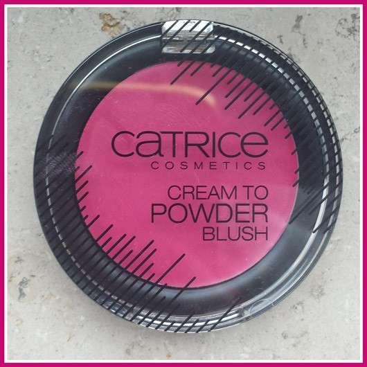 Catrice Cream to Powder Blush, Farbe: C01 Pure Pink (LE)
