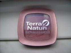Produktbild zu Terra Naturi Naturkosmetik Rouge Puder – Farbe: 02 Rosewood