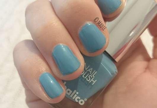 abalico Nail Polish, Farbe: Blau