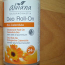 alviana Deo Roll-On Bio-Calendula