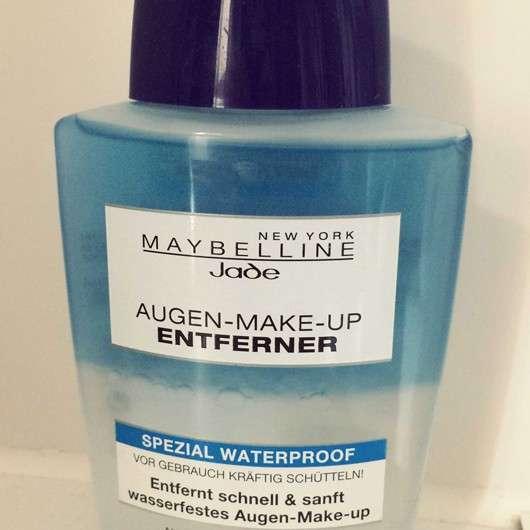 Maybelline Augen-Make-Up Entferner