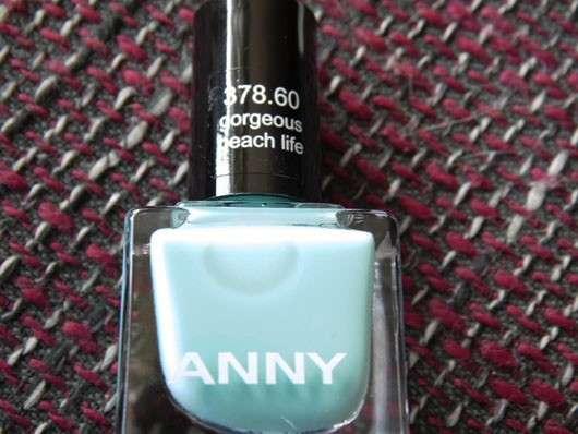 ANNY Nagellack, Farbe: 378.60 gorgeous beachlife (LE)