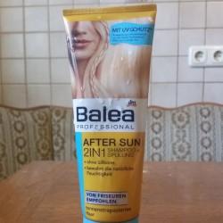 Produktbild zu Balea Professional After Sun 2in1 Shampoo + Spülung (LE)