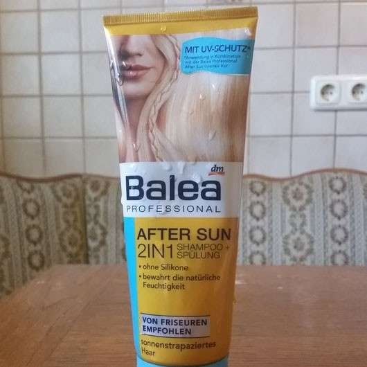 Balea Professional After Sun 2in1 Shampoo + Spülung