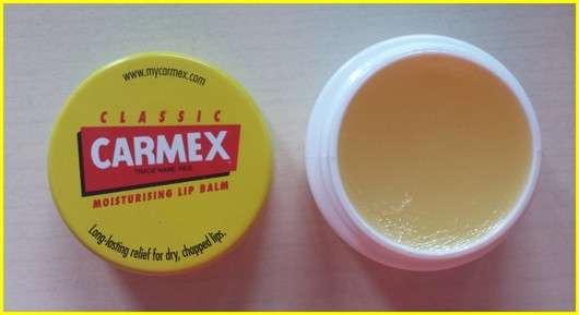 Carmex Classic Moisturising Lip Balm (Tiegel)