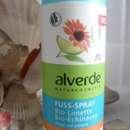 alverde Fuss-Spray Bio-Limette Bio-Echinacea