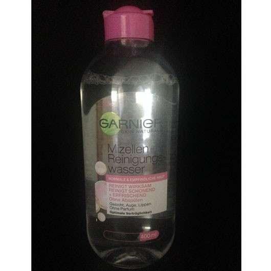 Garnier Skin Naturals Mizellen Reinigungswasser (normale & empfindliche Haut)