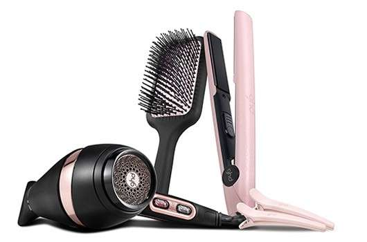 ghd VINTAGE PINK Limited Edition