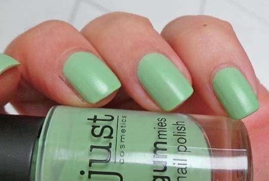 just cosmetics gummies nail polish, Farbe: 020 sweet apple