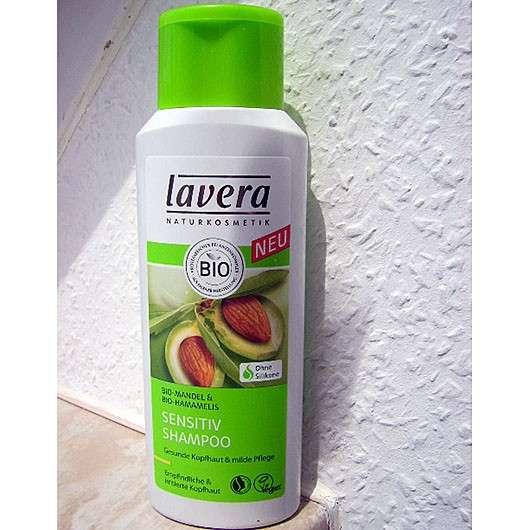 lavera Sensitiv Shampoo Bio-Mandel & Bio-Hamamelis