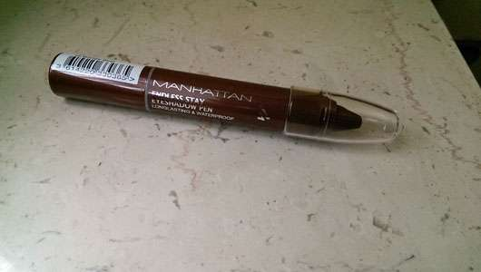 MANHATTAN Endless Stay Eyeshadow Pen, Farbe: 040 Bronze Beat