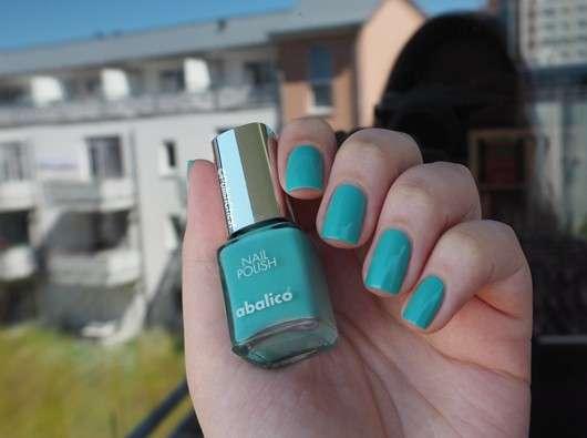 abalico Nail Polish, Farbe: Mint