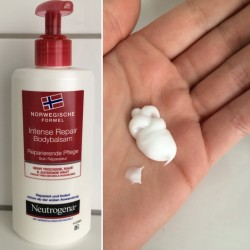 Produktbild zu Neutrogena Norwegische Formel Intense Repair Bodybalsam