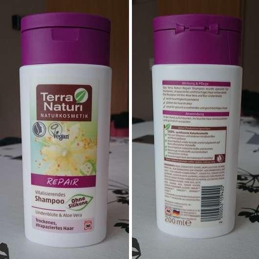 Terra Naturi Repair Vitalisierendes Shampoo