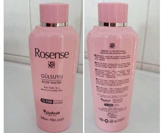 Rosense Gülsuyu Rose Water