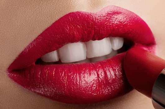 Lippen schön schminken
