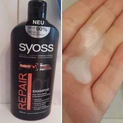 Produktbild zu SYOSS Repair Therapy Shampoo