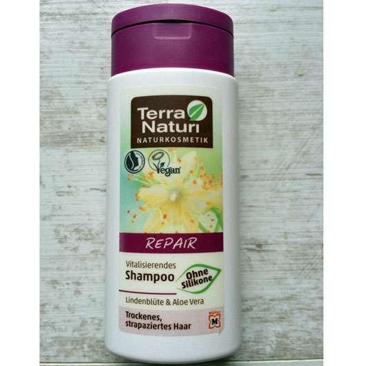 test shampoo terra naturi repair vitalisierendes. Black Bedroom Furniture Sets. Home Design Ideas