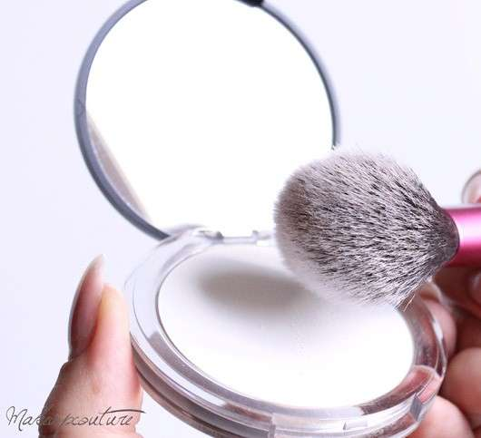 Catrice Transparent Mattifying Powder (LE)
