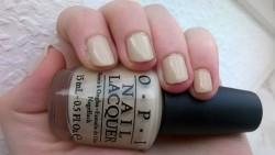 Produktbild zu OPI Nail Lacquer – Farbe: You're so Vain-illa (LE)