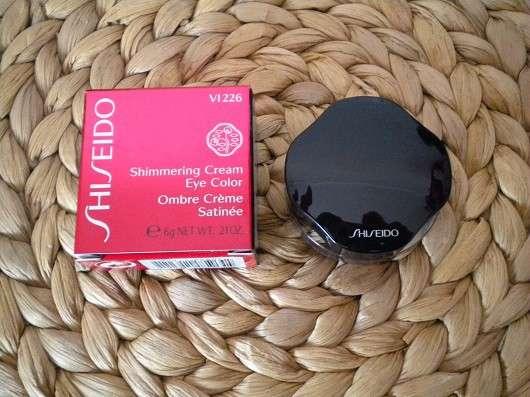 Shiseido Shimmering Cream Eye Color, Farbe: VI226 Lavande