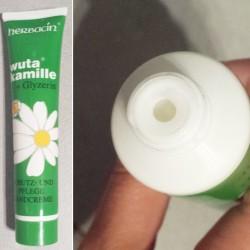 Produktbild zu Herbacin Wuta Kamille + Glyzerin Schutz- und Pflegehandcreme