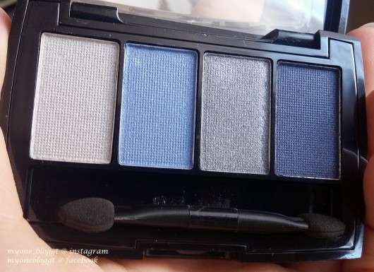 BeYu Color Catch Eye Palette, Farbe: 347 stormy wave shades
