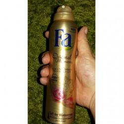 Produktbild zu Fa Oriental Moments Deodorant
