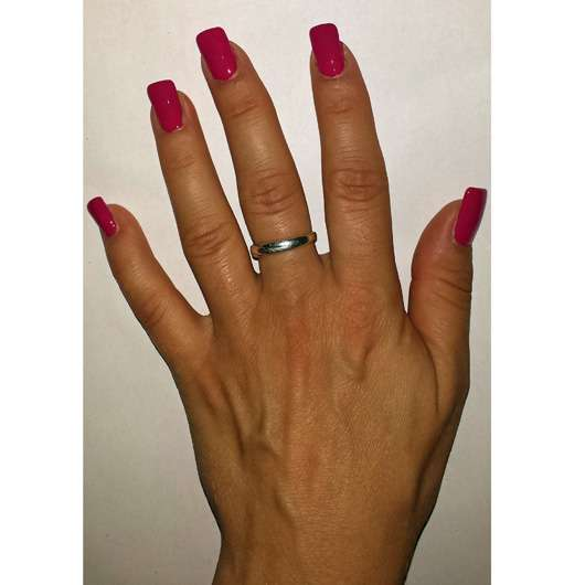 NICKA K NEW YORK Nail Color, Farbe: NY118 berry pink