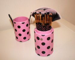 Test Pinsel Set Bhcosmetics Pink A Dot 11 Teiliges Pinselset