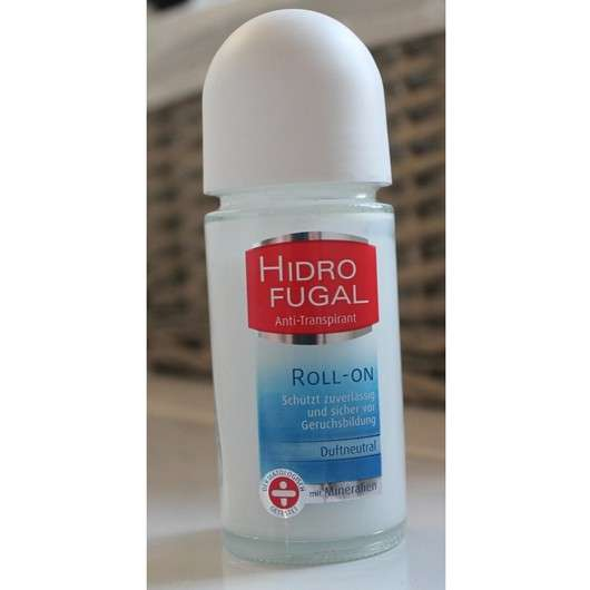 <strong>Hidrofugal</strong> Anti-Transpirant Roll-on