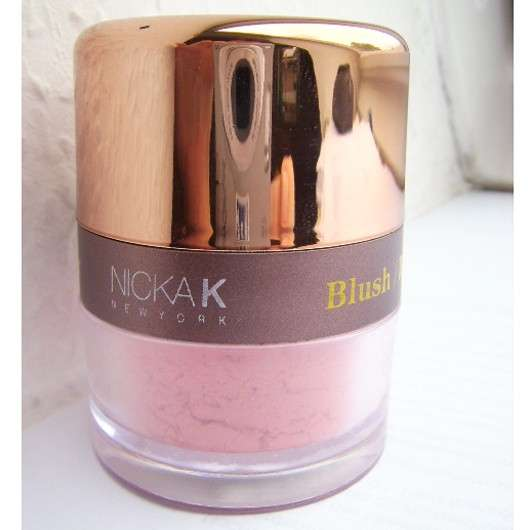 Nicka K Colorluxe Powder Blush, Farbe: Romantic