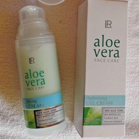 LR Aloe Vera Hydratising Gel Cream