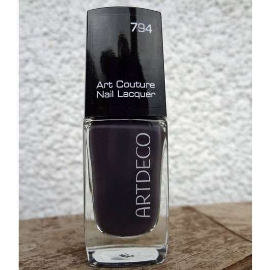 ARTDECO Art Couture Nail Lacquer, Farbe: 794 couture dimgrey (LE)