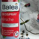 Balea Deospray Kirsche