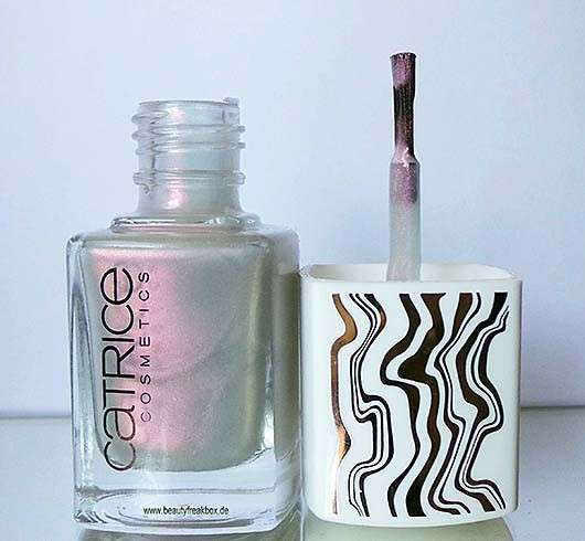 Catrice Lumination Nail Lacquer, Farbe: C04 HoloGREYphic (LE)