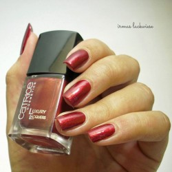 Produktbild zu Catrice Luxury Lacquers Liquid Metal – Farbe: 11 Red Notting Hill Thrill