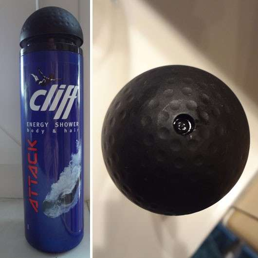 Cliff Energy Shower ATTACK