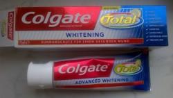 Produktbild zu Colgate Total Whitening Zahncreme