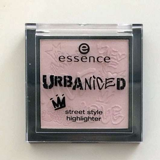 essence urbaniced street style highlighter, Farbe: 01 the happy direction (LE)