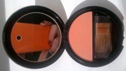 Produktbild zu Dr. Hauschka Rouge Powder – Farbe: 02 natürliches Rot