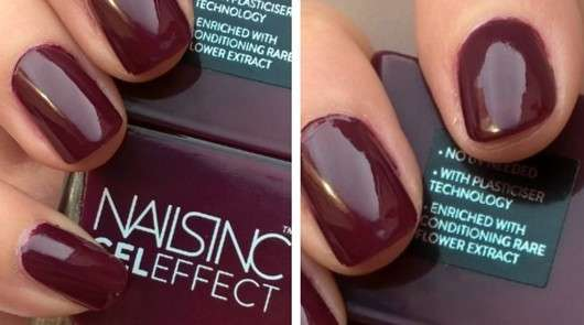 Nails inc. Gel Effect Nail Polish, Farbe: Kensington High Street