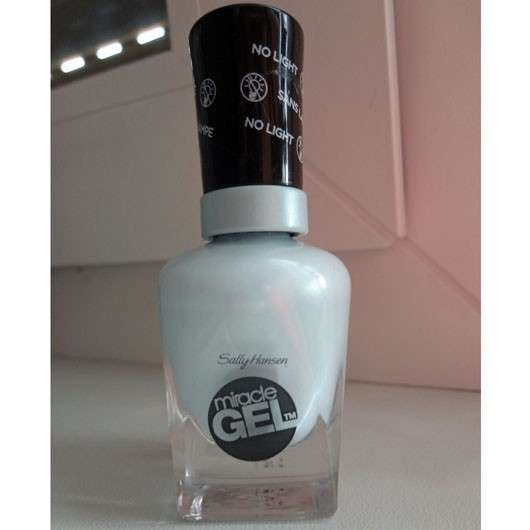Sally Hansen Miracle Gel Color & Top Coat, Farbe: 420 Tea Party