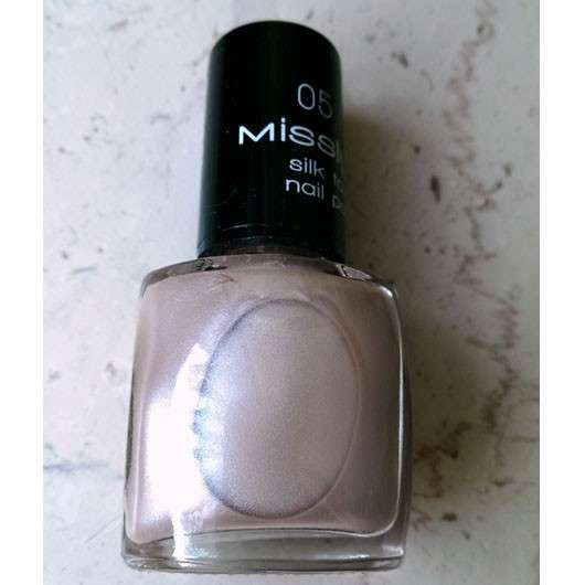 Misslyn silk touch nail polish, Farbe: 05 attitude