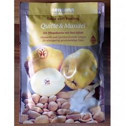 Produktbild zu Sensena Ganz zart Peeling Quitte & Mandel
