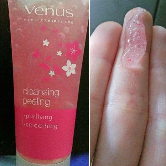 Venus Perfect Girl Care Cleansing Peeling