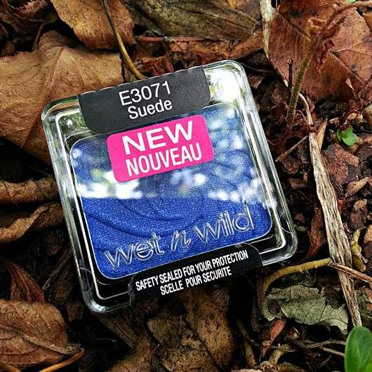wet n wild COLOR ICON EYESHADOW SINGLE, Farbe: 3071 Suede