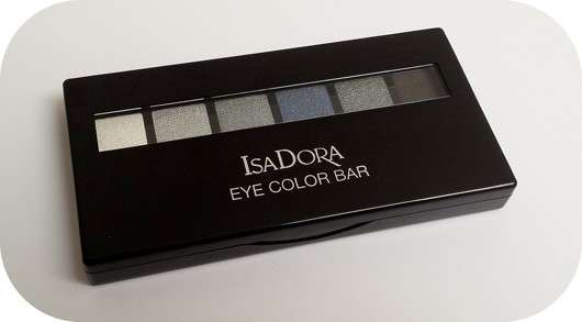 IsaDora Eye Color Bar, Farbe: Grey Temptation